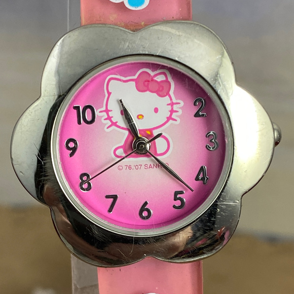 Hello Kitty Other - Hello Kitty Watch Pink